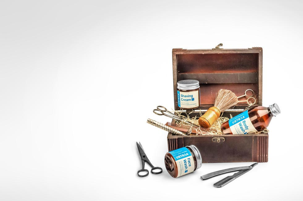 Old School Flavour Kit - use before you barge out for an important meeting