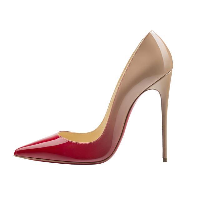 Patent heels, Christian Louboutin
