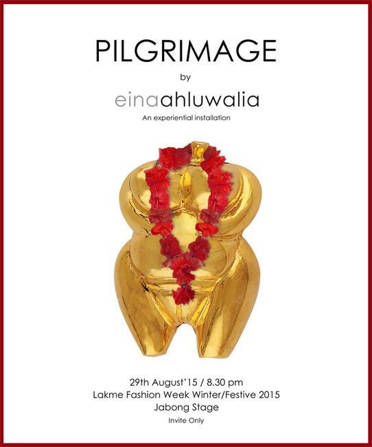 Pilgrimage by Eina Ahluwalia
