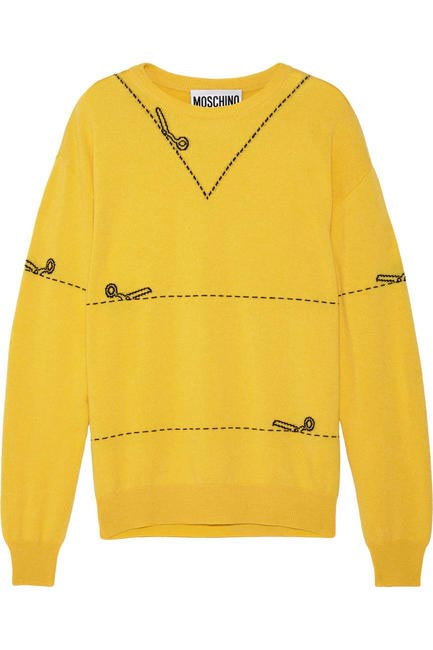 Sweater, Moschino