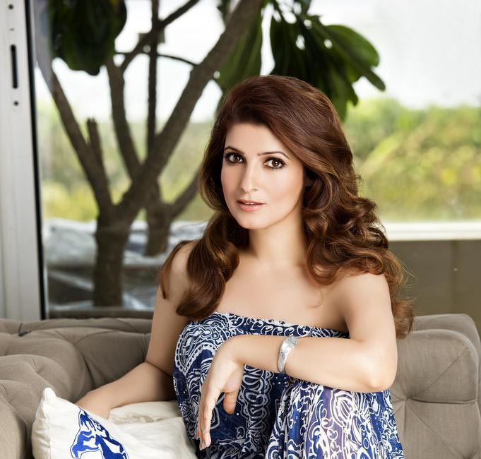Twinkle Khanna says it like it is in her debut book