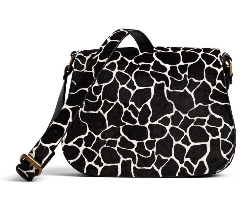 Wild Monochrome Bag