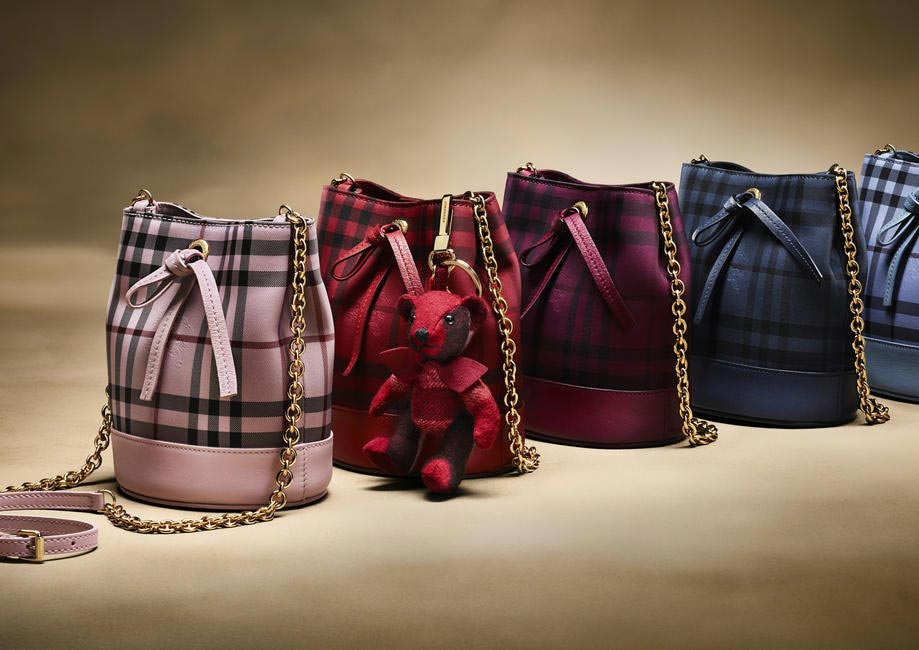 Bucket Bag by Burberry