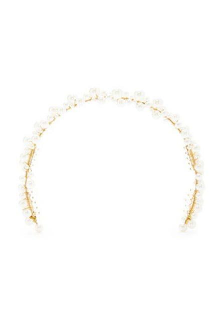 Forever 21 Faux Pearl Headband INR329