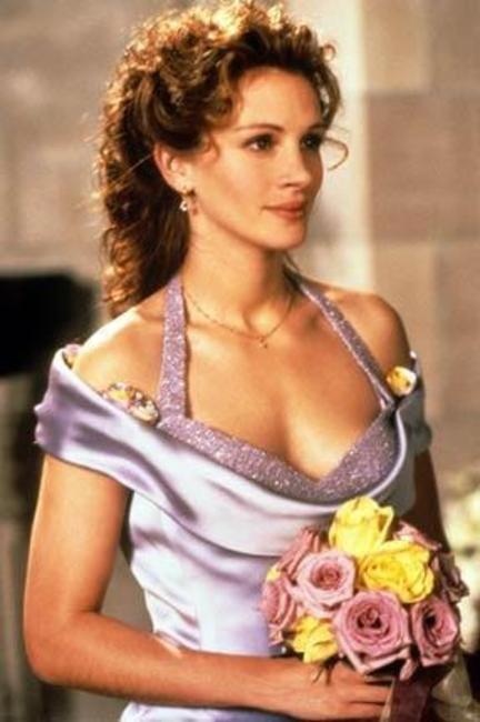 Julia Roberts in My Best Friend's Wedding