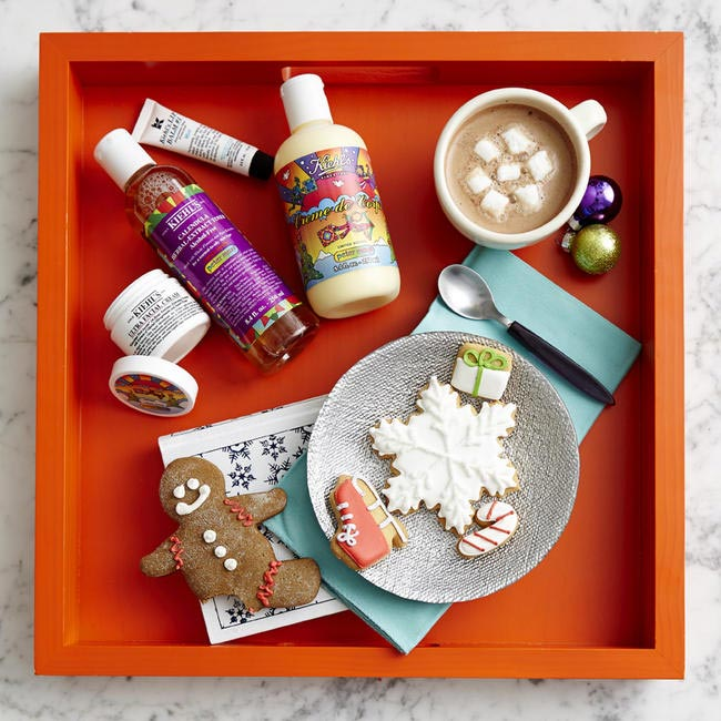Kiehl's X Peter Max Limited Edition collection
