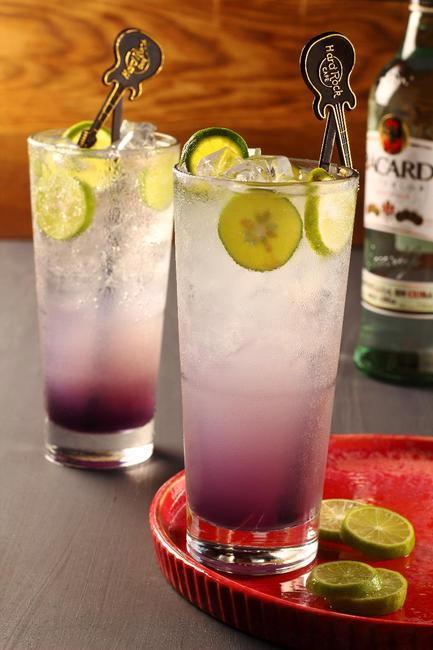 Lavender Ice Tea by Hard Rock Cafe