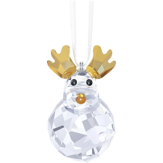 Rocking Reindeer Ornament by Swarovski