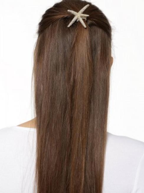 Style Fiesta Gold Starfish Hairband INR199