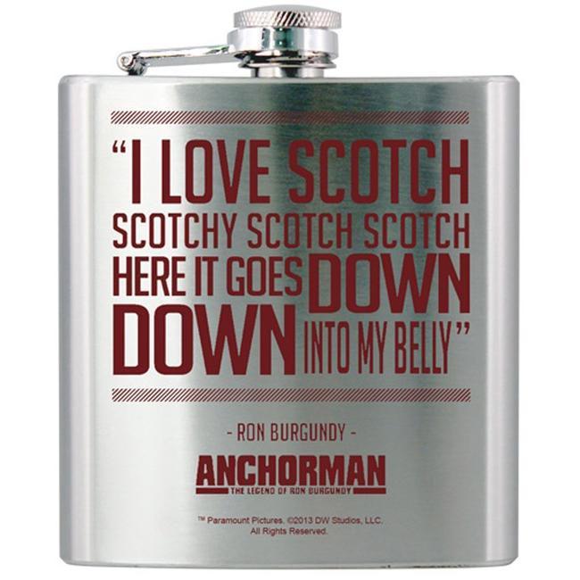 Anchorman Hip Flask, Rs 932 approx., asos.com