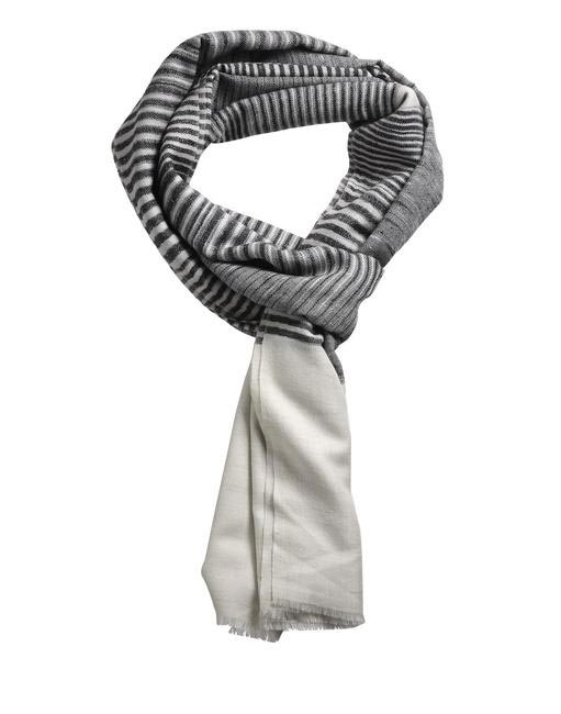 Black and White Pashmina Stole, Shaw Brothers, INR 7,600