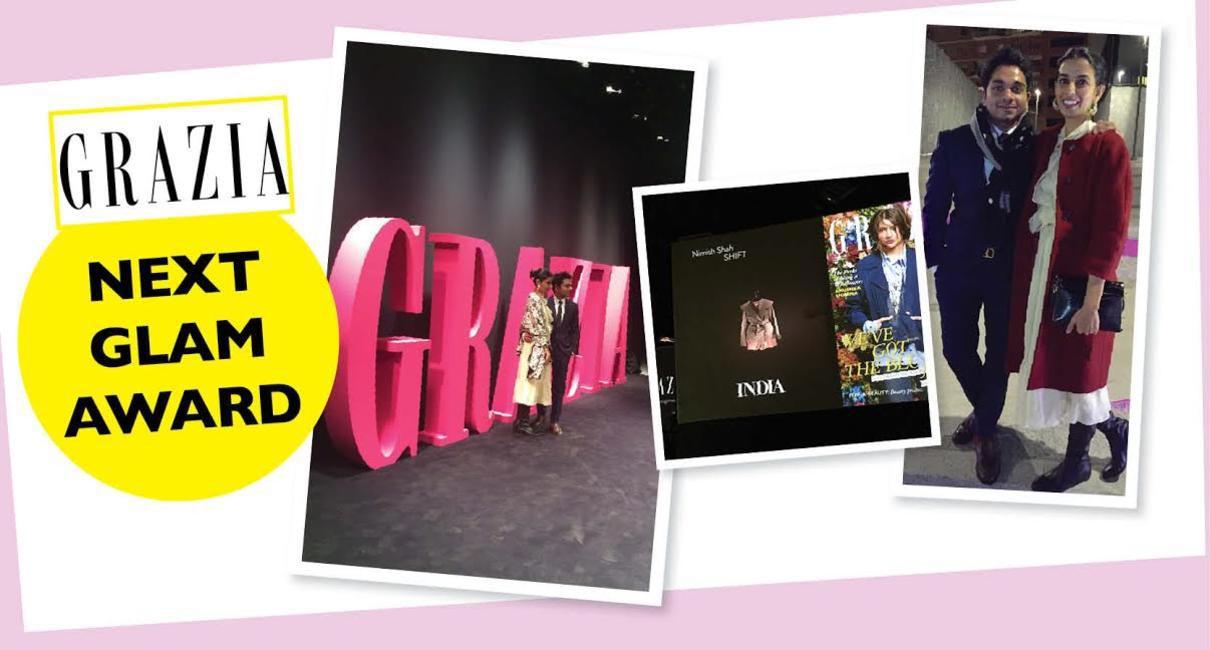 Grazia Next Glam Award