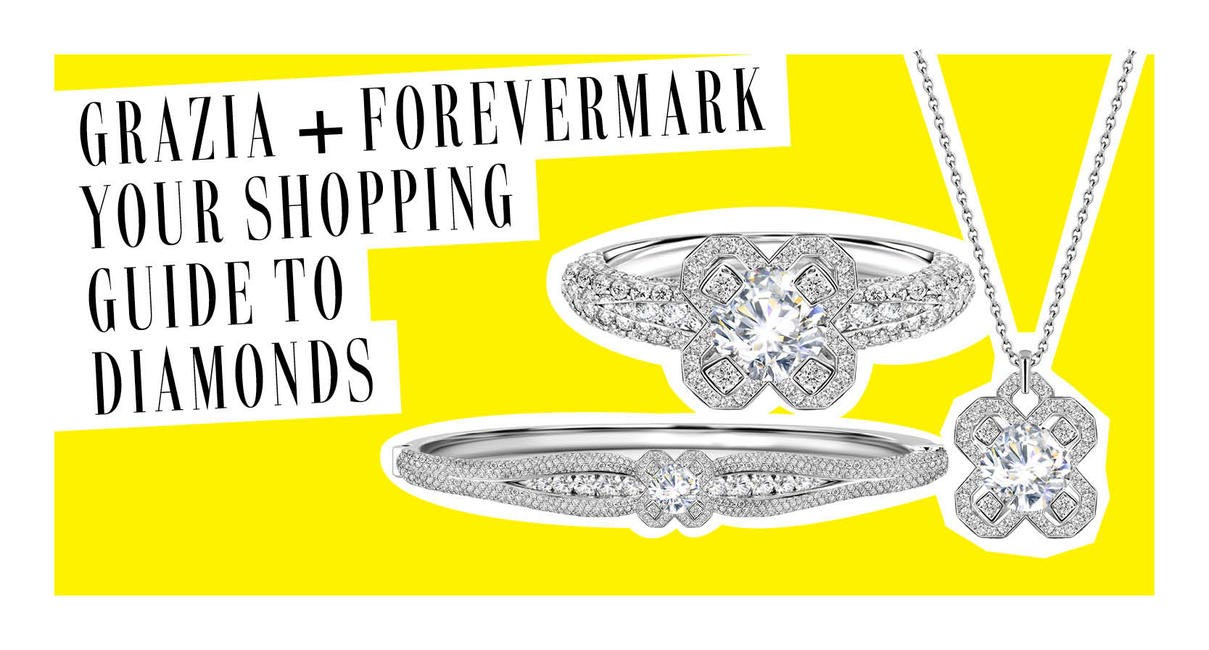 How to shop for diamonds!