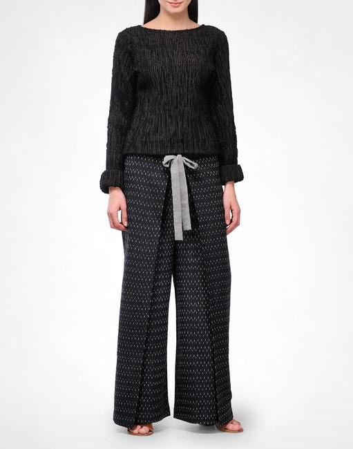 Ikat Wrap Pants, Translate, INR 2,650