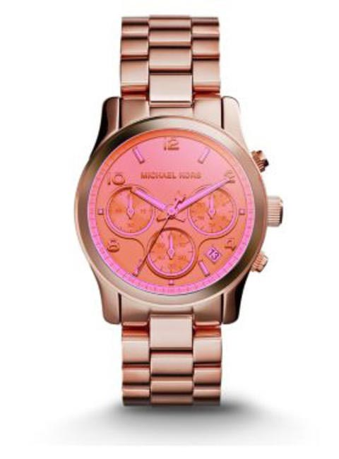 Rose Gold Watch (MK6179), Michael Kors