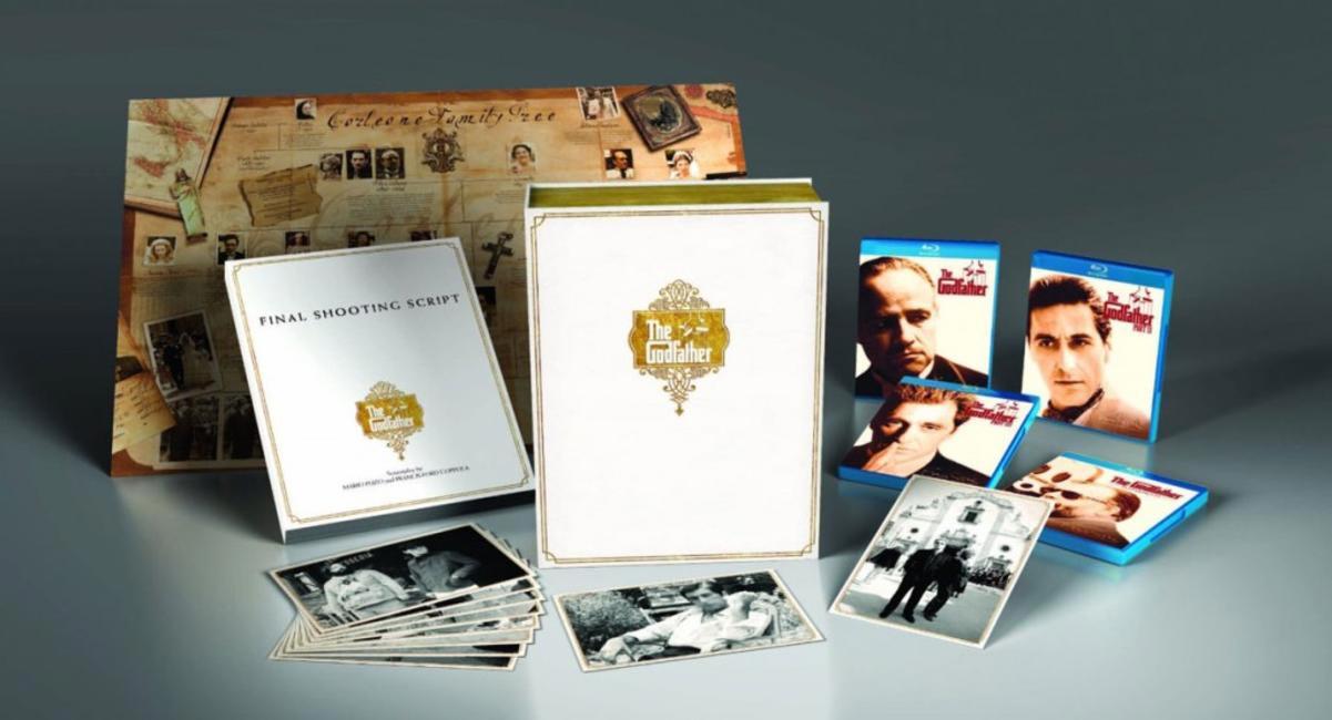 The Godfather Trilogy Anniversary Edition, Rs. 2,799, flipkart.com