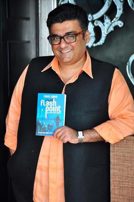 Author Fahad Samar
