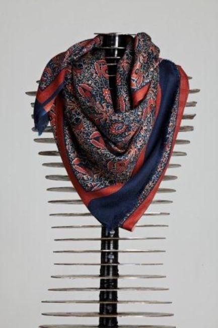 Detailed Hand-woven scarf, Rajesh Pratap Singh, Price on Request