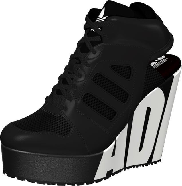 JS Streetball Platform Shoe, adidas Originals, INR 11,999
