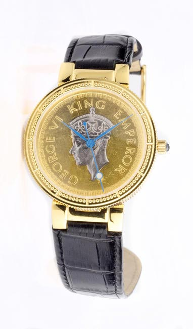 King George VI Watch, Jaipur Watch Company, Price on Request