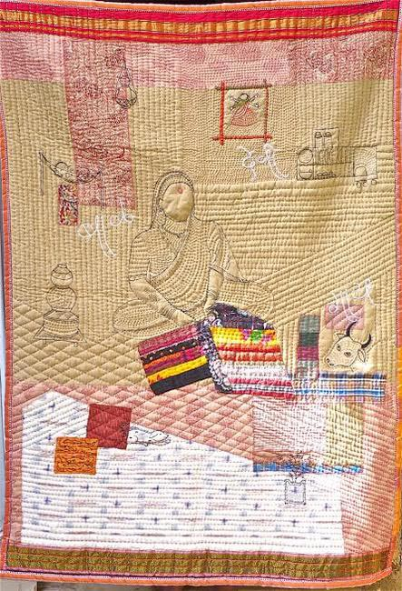 The Shantabal Quilt