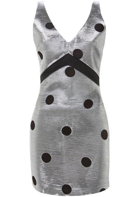 V-neck dress, Topshop.com, Rs 3,390