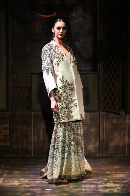 A new silhouette for Indian wear