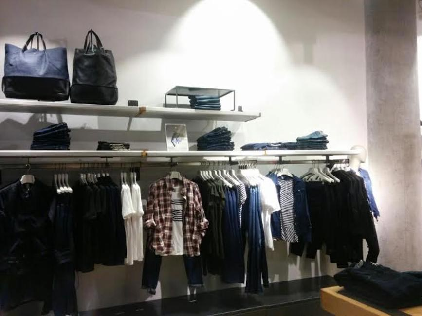 A peek at the very first G-Star store in Mumbai