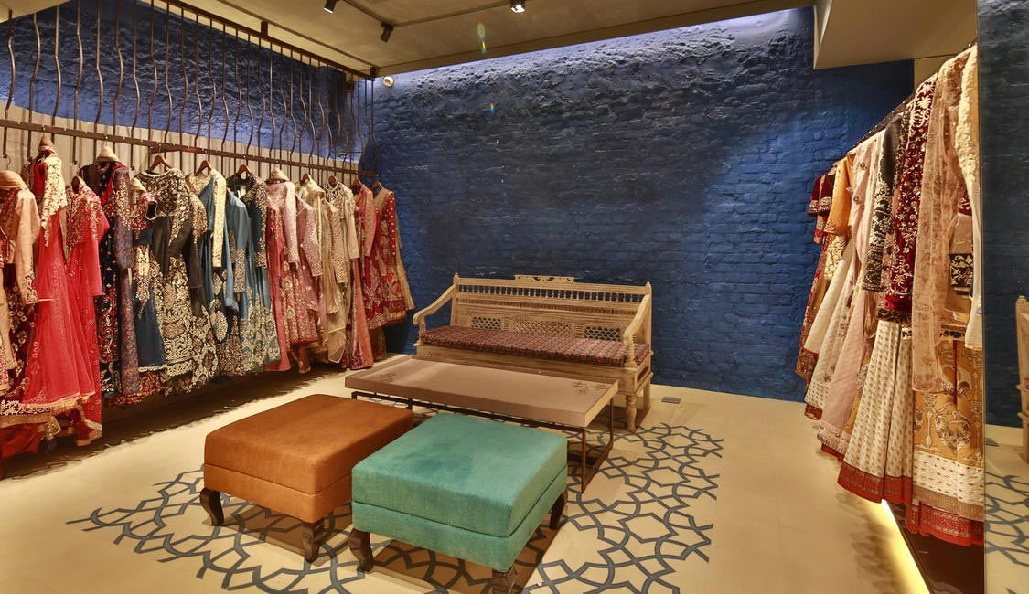 Anju Modi Store - Bridal Section