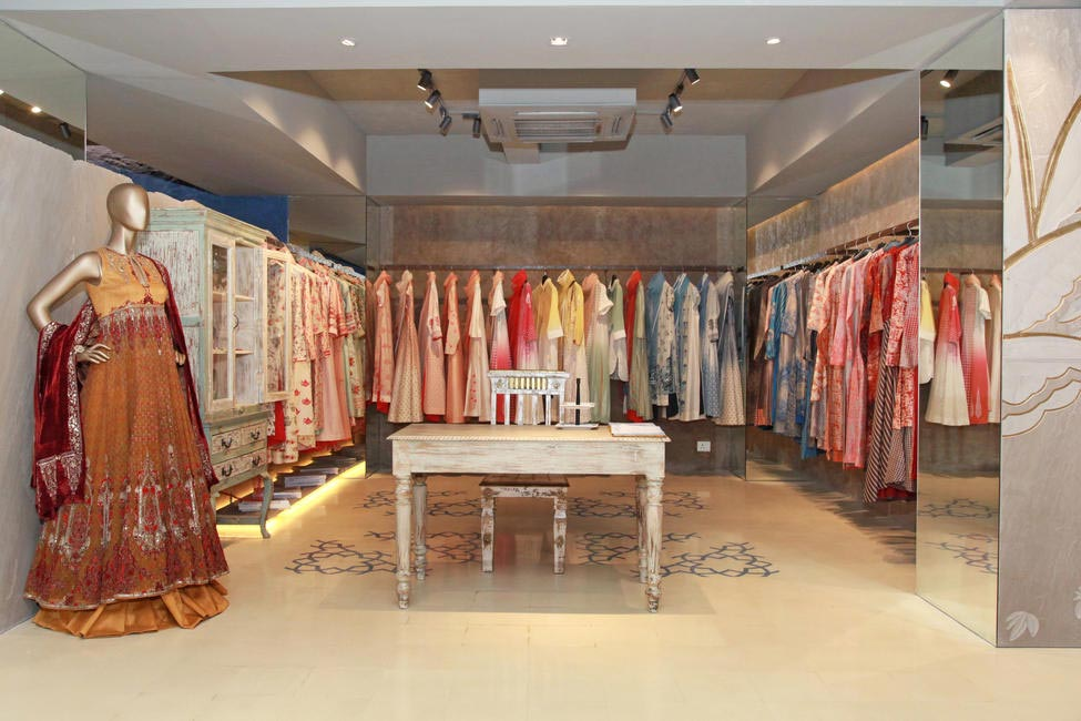 Anju Modi Store - Pret Section