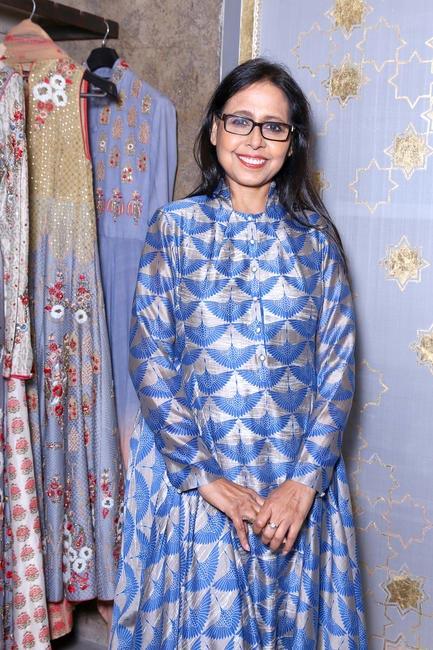 Anju Modi Sets Shop In Delhi Grazia India