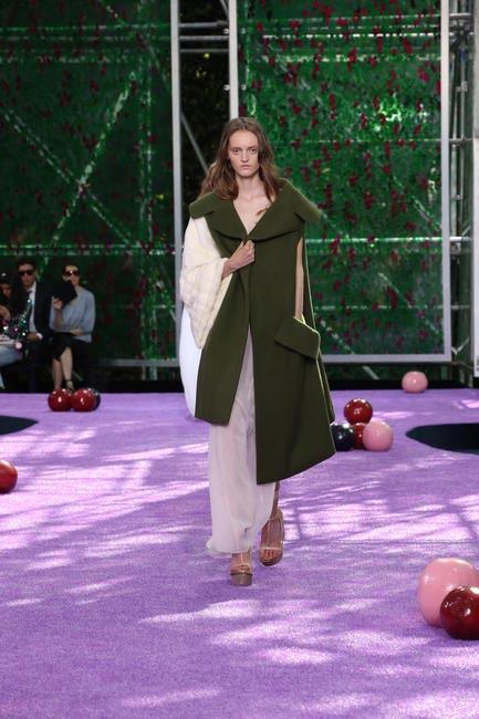 Dior Fall 2015 Haute Couture