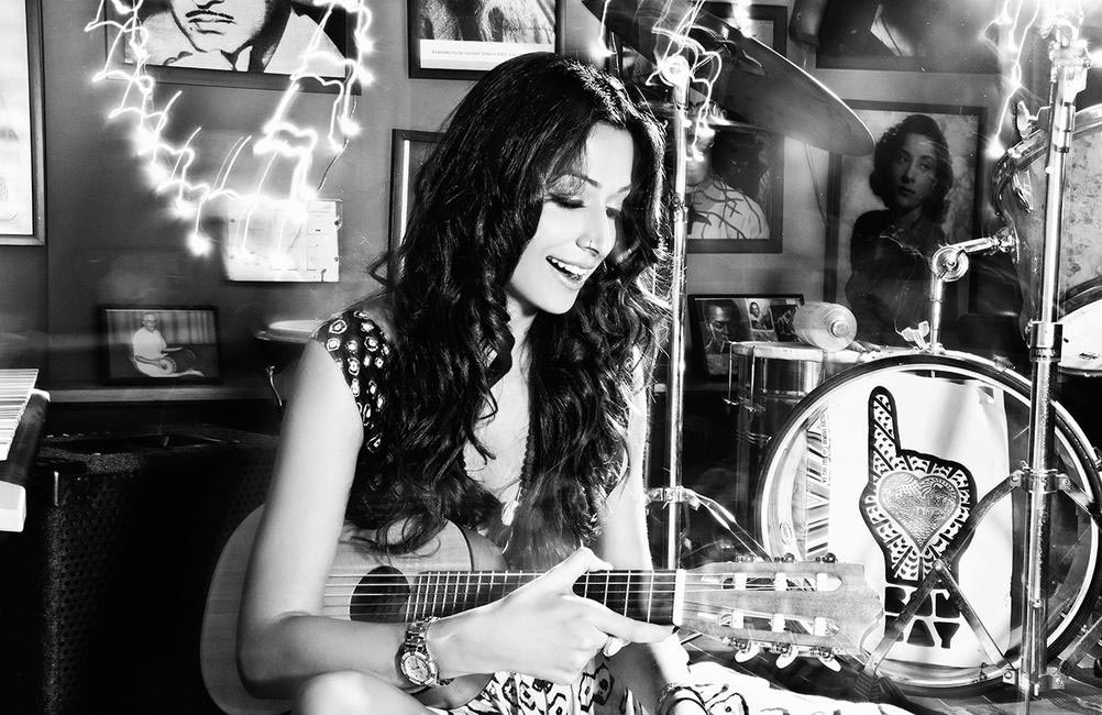 Monica Dogra for GC