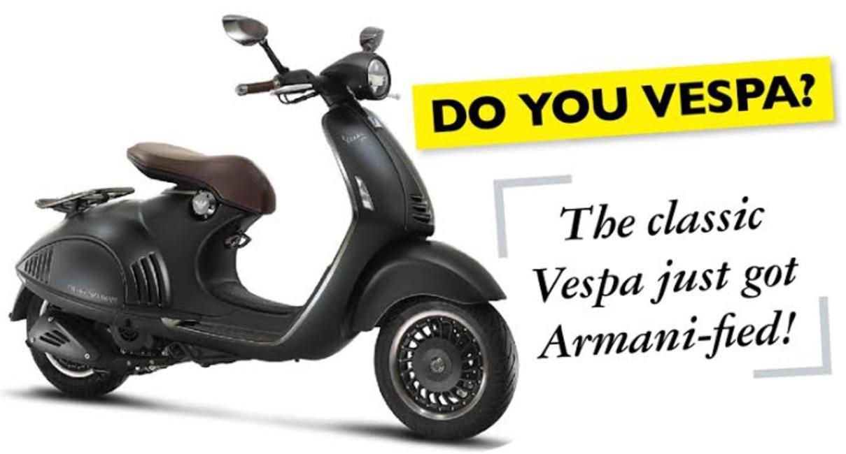 Do you Vespa
