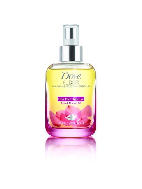 Dove Elixir Hair Fall Rescue