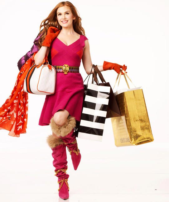 For our inner shopaholic!