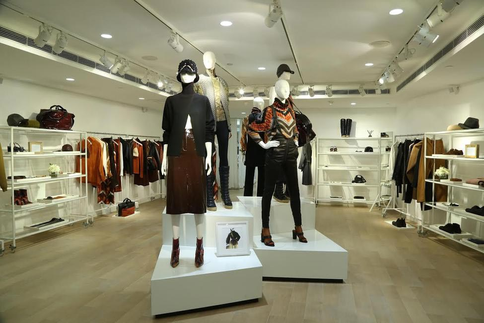 H&M's first Indian press preview