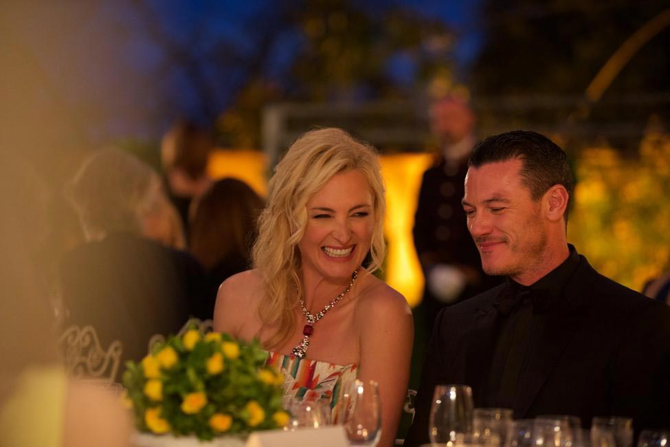 HSH Lilly Zu Sayn Wittgenstein Berleburg and Luke Evans