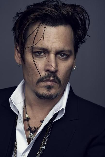 Johnny Depp to be the face of Dior