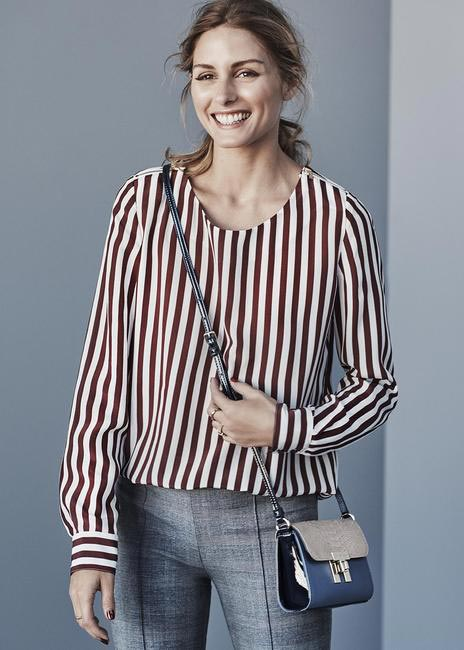 Olivia Palermo in Tommy Hilfiger 2