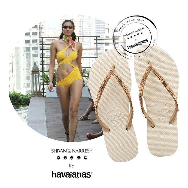 Pair these babies with your sultry Shivan and Narresh swinsuits