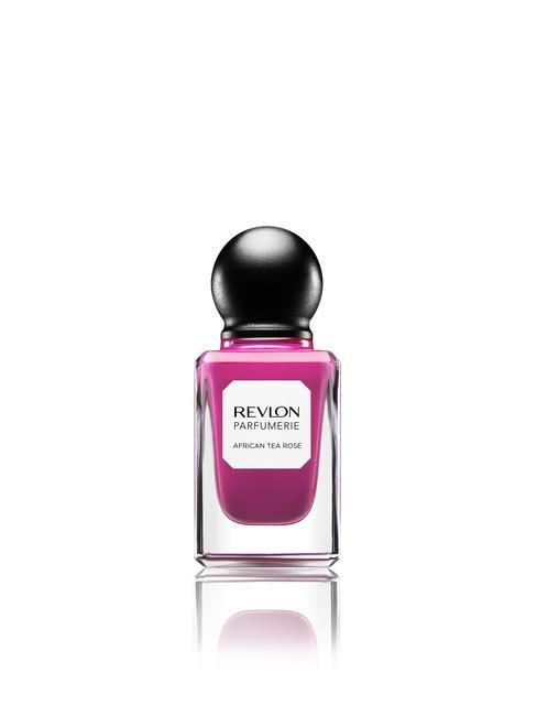 Revlon Parfumerie Scented Nail Enamel in African Tea Rose