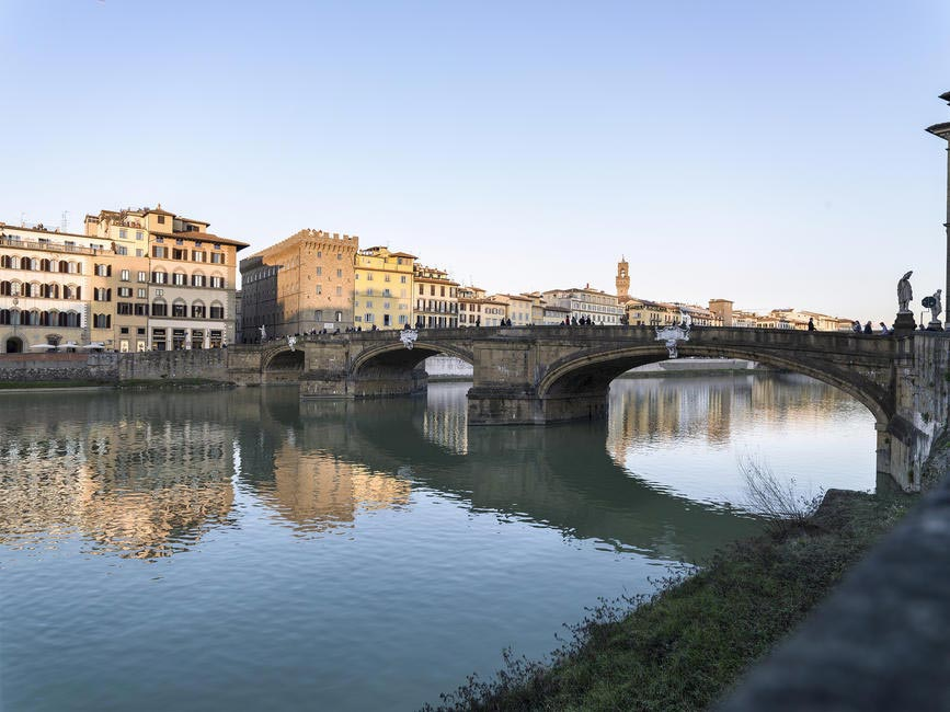 The beautiful city of Florence