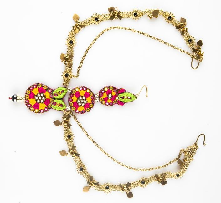 'Ambiya' Ear Cuffs. INR 4,500