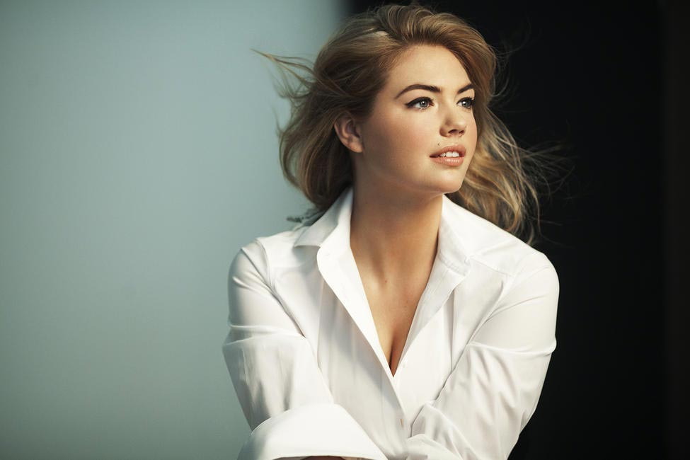 Kate Upton is Bobbi Brown's current muse