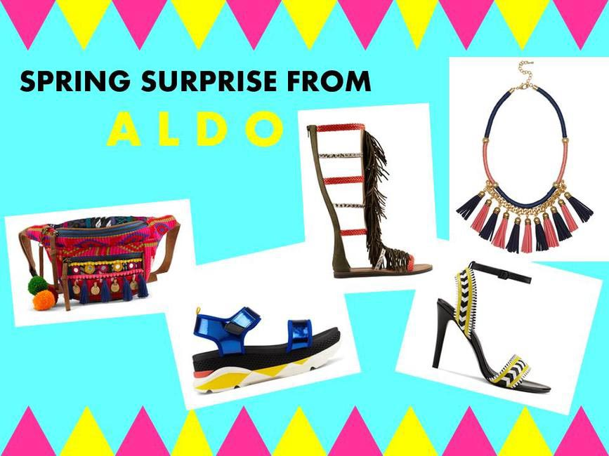 Spring into Spring with Aldo's new collection