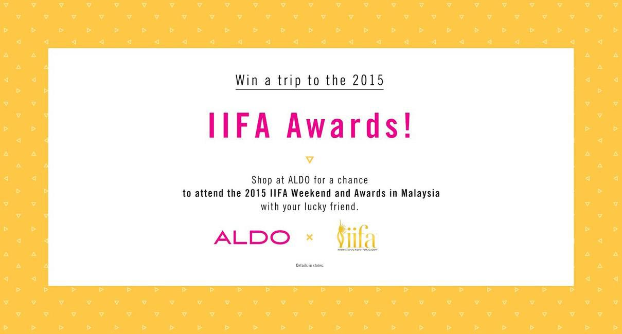 Go to IIFA for free