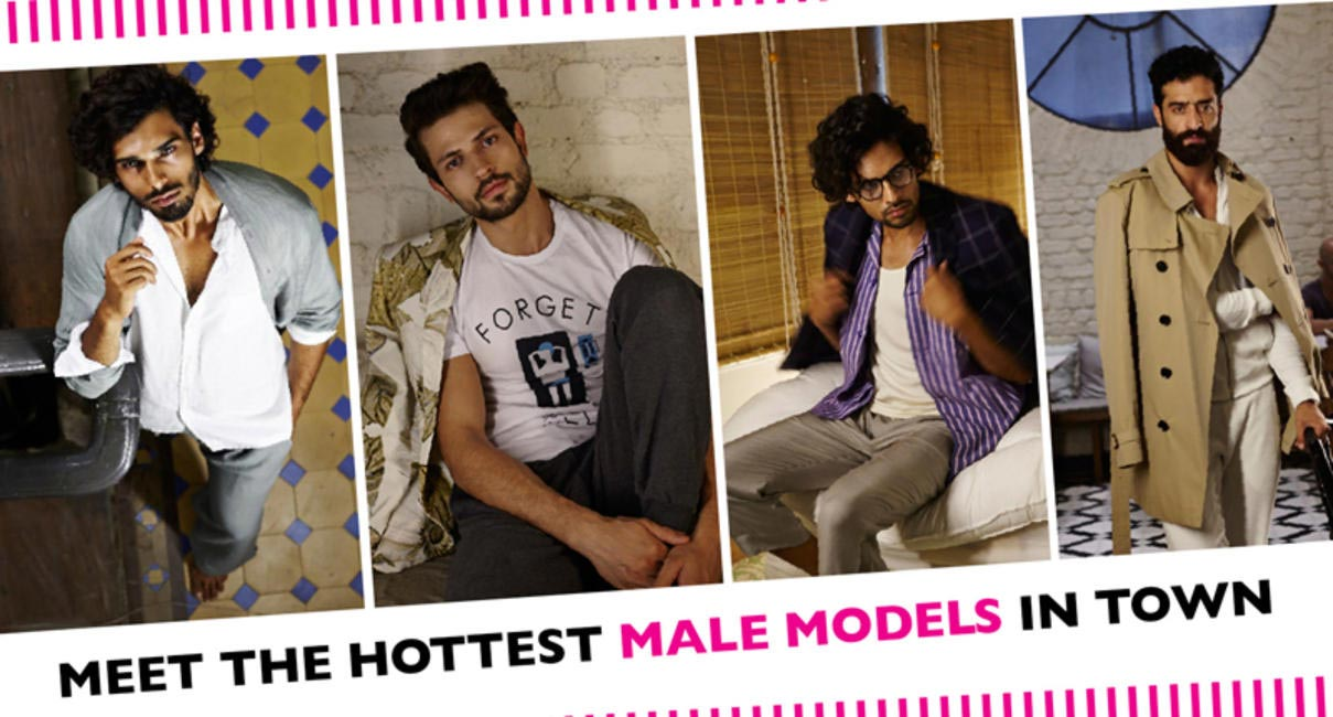 Male Models to know