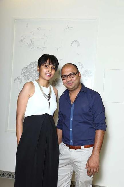 Priyanka and Ankur Modi