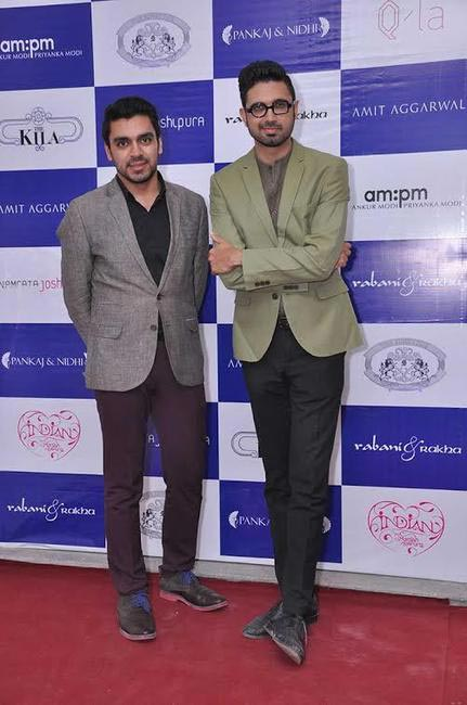 Shivan Bhatia with Narresh Kukreja